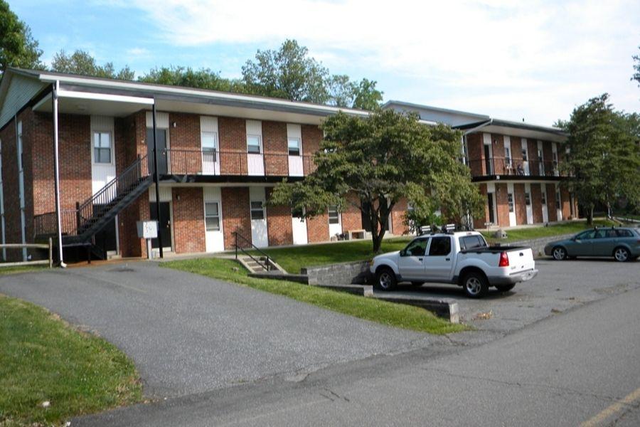 Grey Squirrel Apartments Two Bedroom